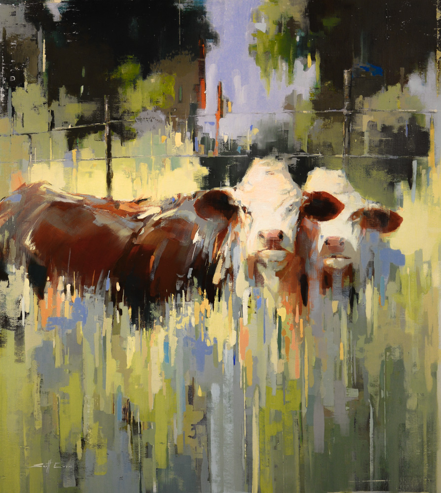 Louisiana Cows