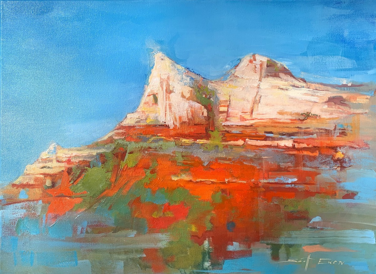 Sedona Peaks #1