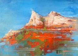 Sedona Peaks #3