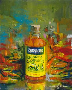 5oz Bottle of Zatarains Crab Boil