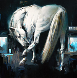 Carravagio's Horse revisited
