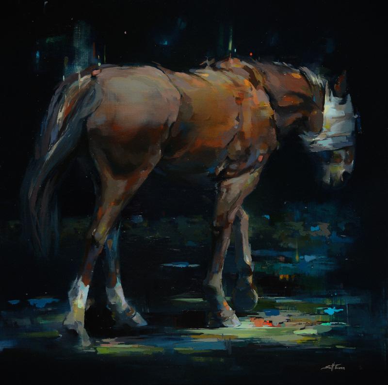 Cervantes' Pony