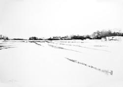 Charcoal Landscape 13