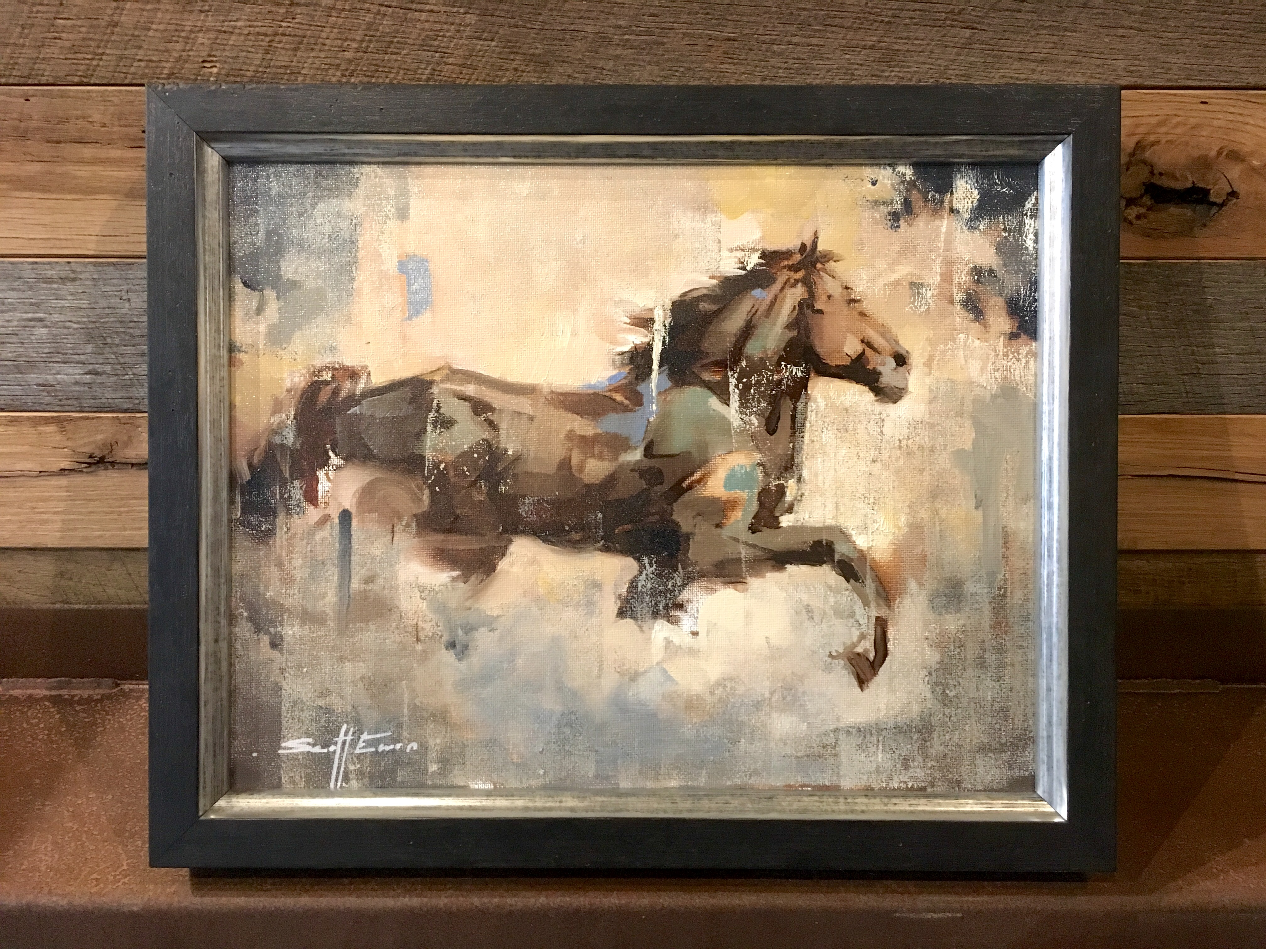 Prancer - Horse