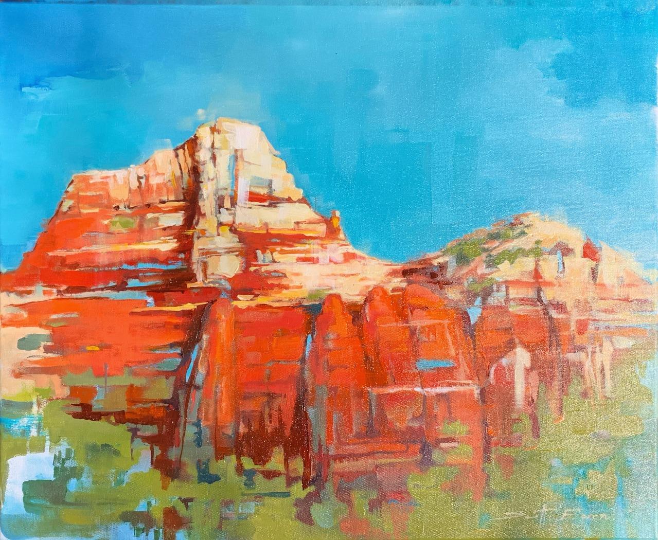 Sedona Peaks #2