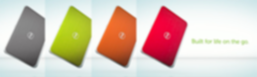 Inspiron color array