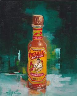 5oz Bottle of Cholula Hot Sauce