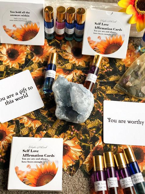 Self Love Affirmation Cards
