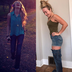Before and after eating disorder