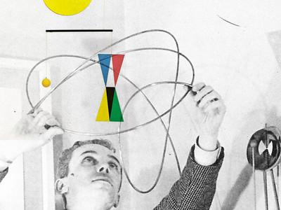 Creating connections through Bruno Munari's kinetic art