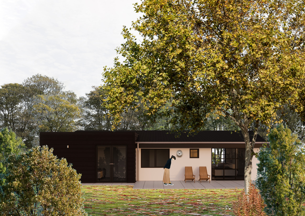 Holiday House Extension