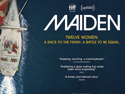 'Maiden' - Breaking the mould