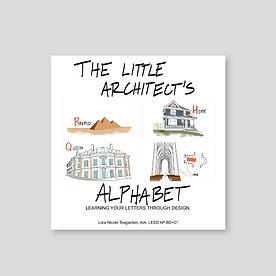 The Little Architect's Alphabet