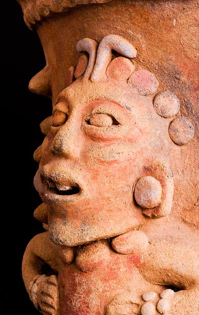 Pieza arqueologica Museo Toxli