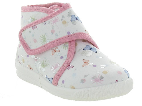 PARMY Chaussons Bellamy Velcro