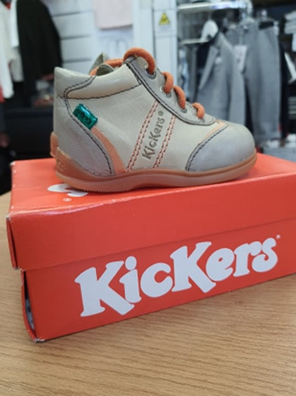 FAST Chaussures KICKERS