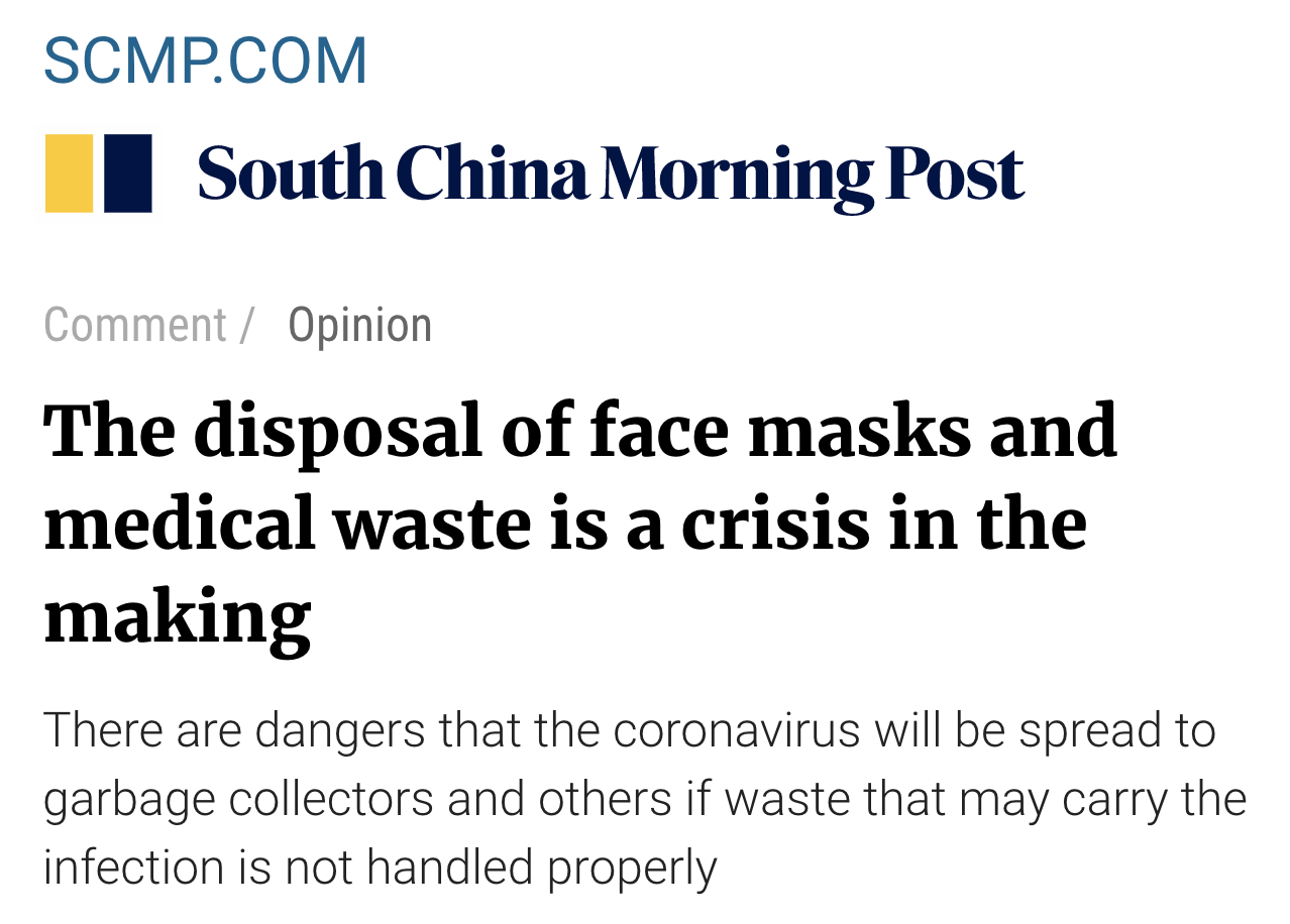 South China Morning Post - 8 Mar, 2020