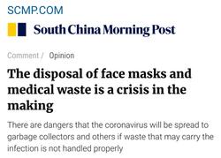 South China Morning Post - 8 Mar, 2020
