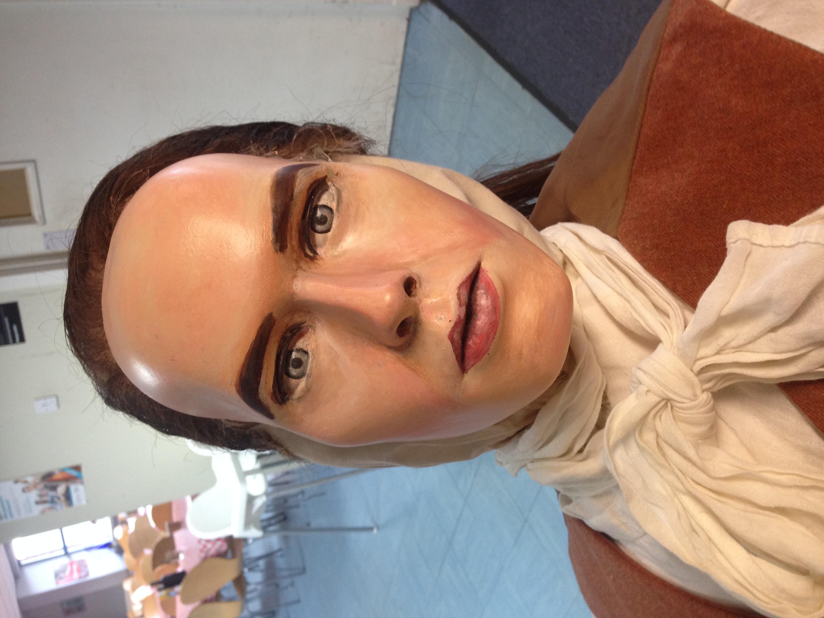 Dummy Face paint