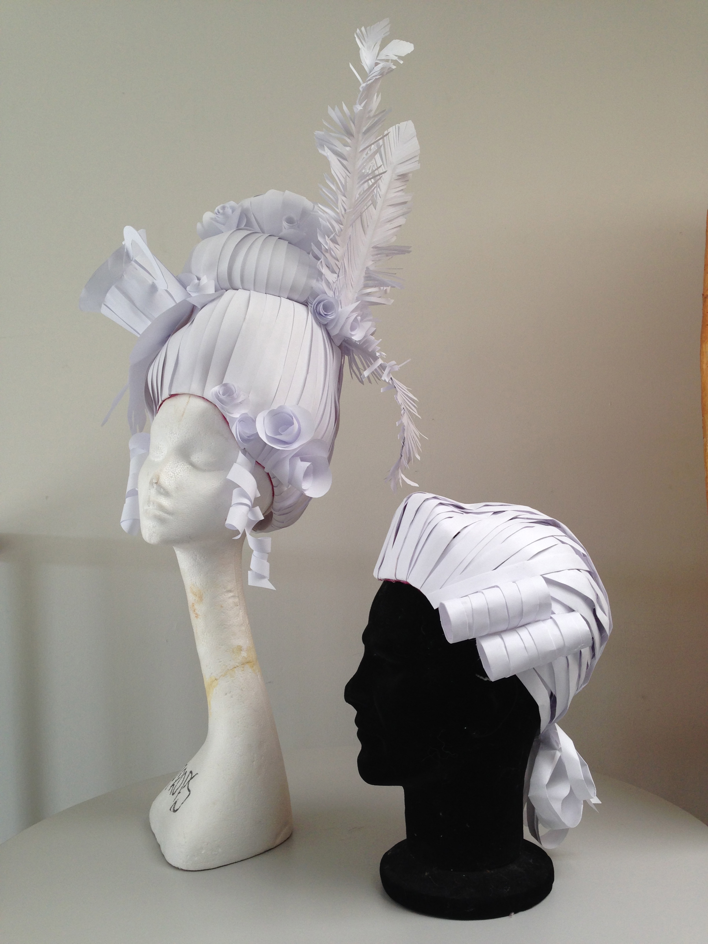 Paperwigs