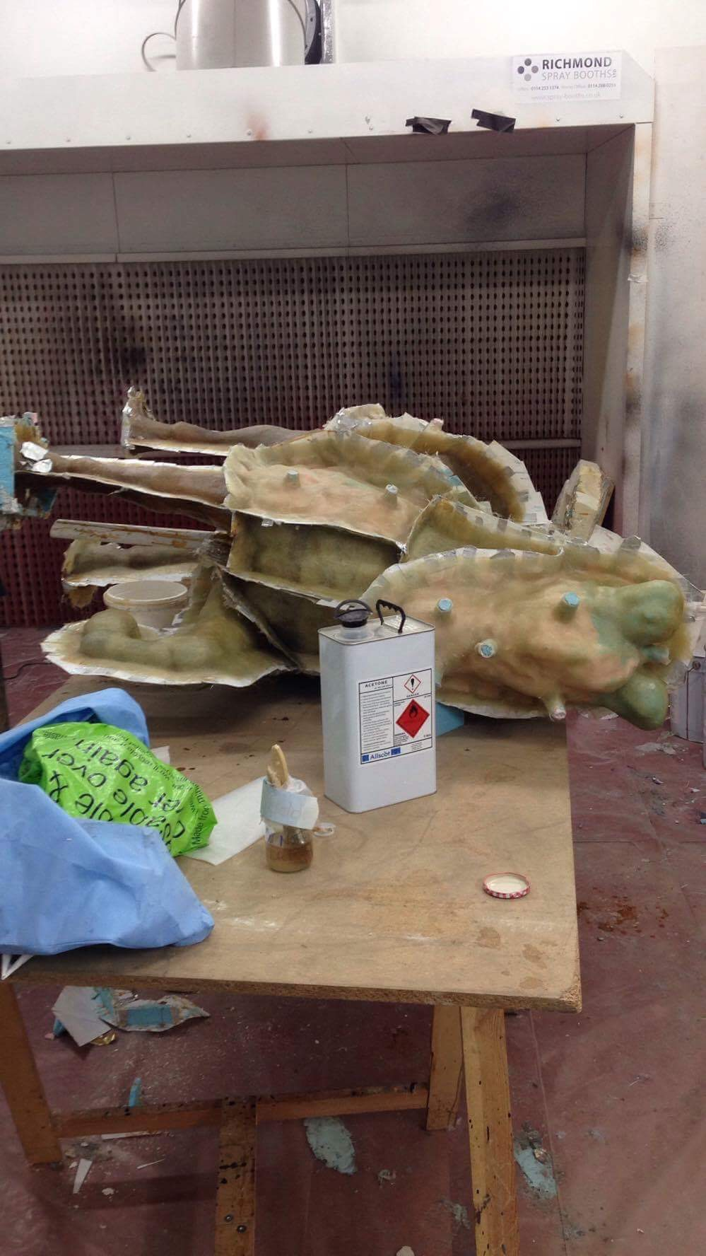 Carousel Horse Mold