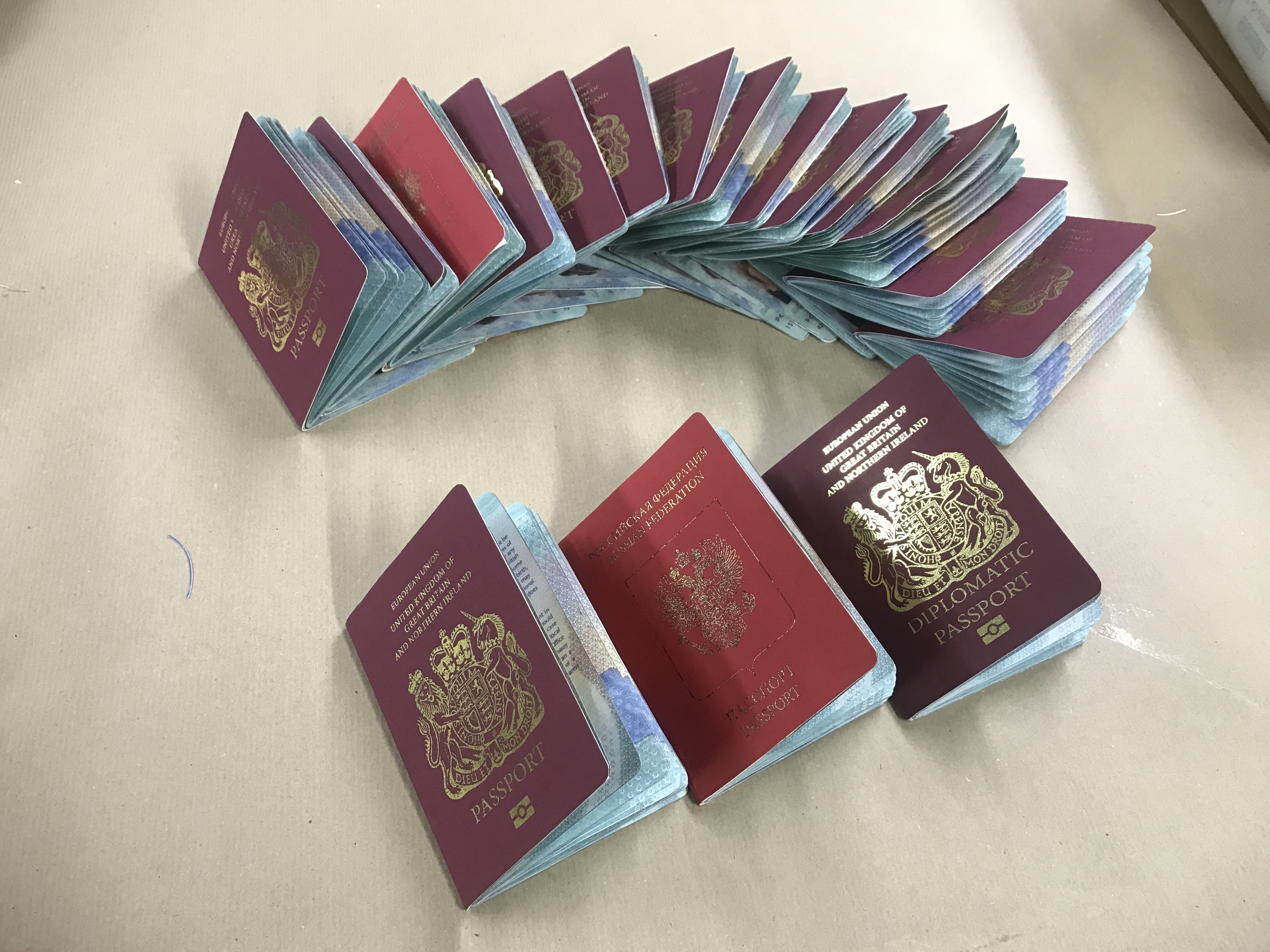 Prop Passports