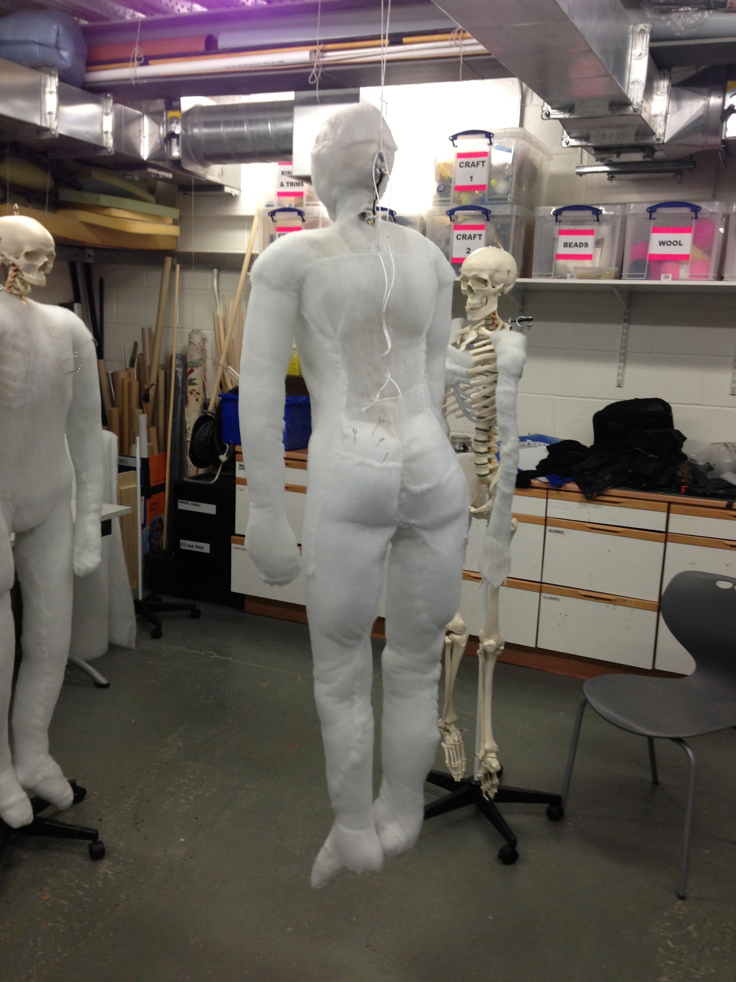Dead Hanging Body