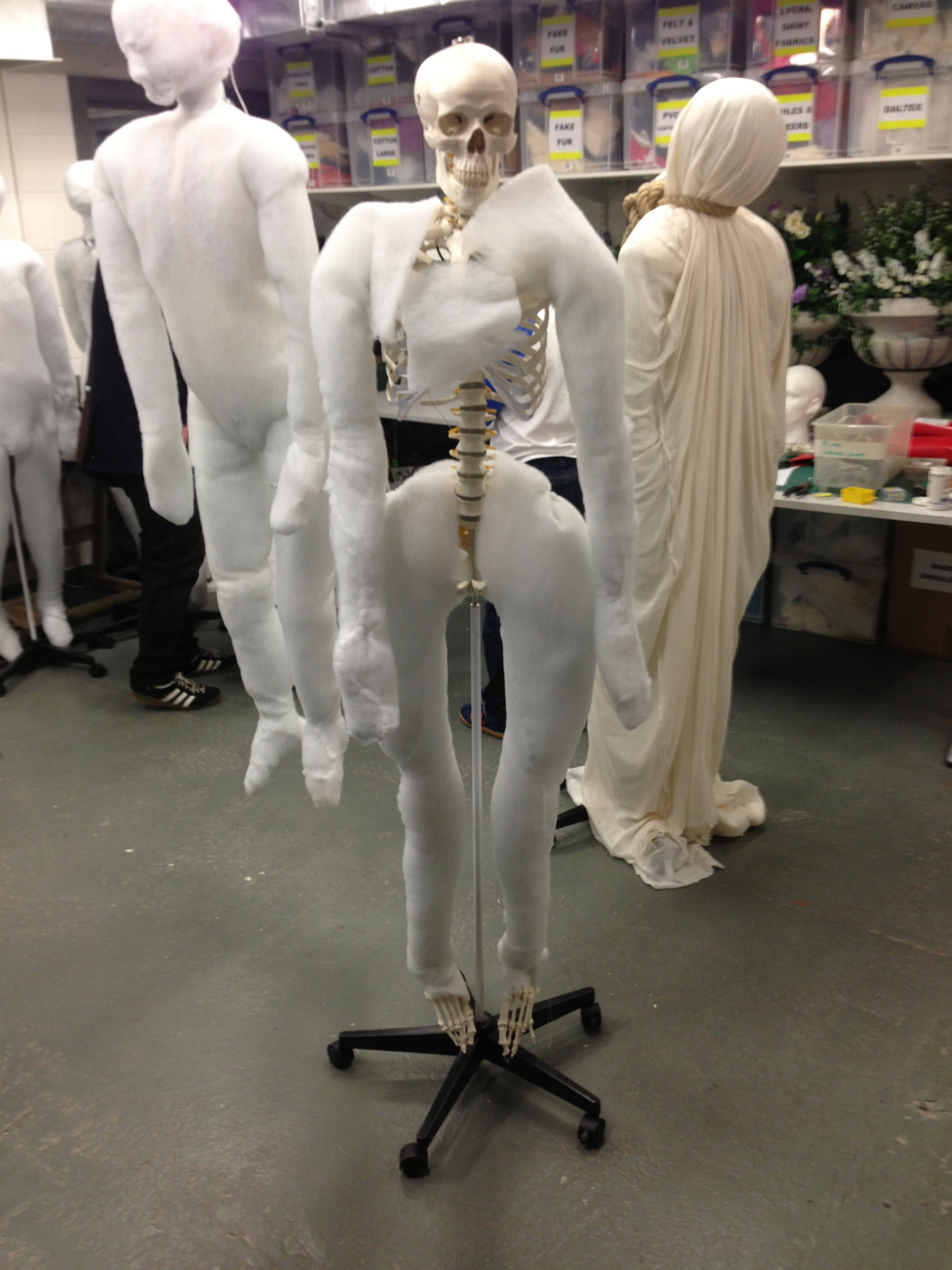 Hängende Leichen