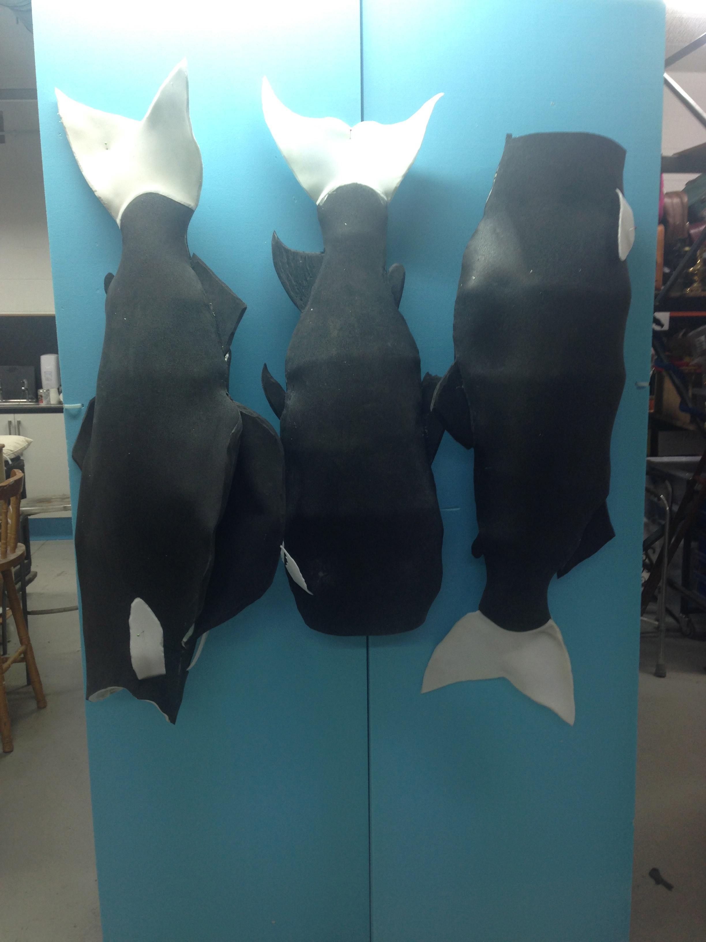Oversized Fish