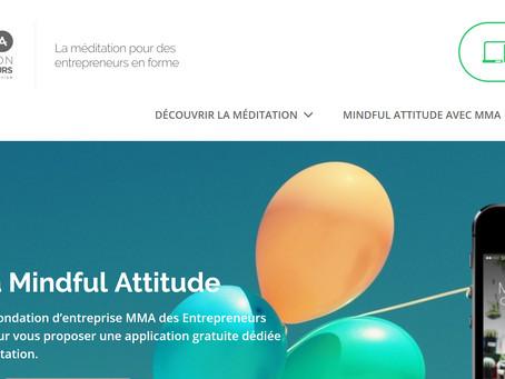 Une nouvelle application Méditation gratuite