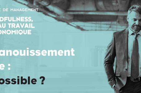 """Conférence : """"Profits et épanouissement en entreprise : mission impossible ?"""""""