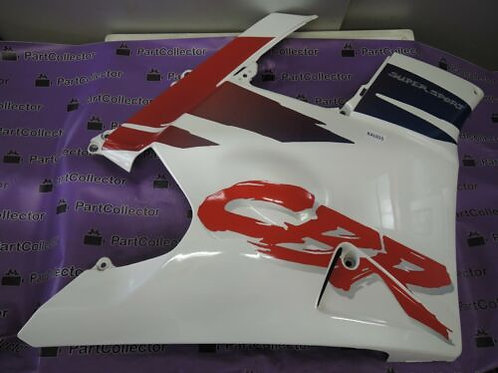 HONDA GENUINE CBR600F 94 HURRICANE RIGHT LOWER FAIRING COWL NH196K 64301MV9840ZA