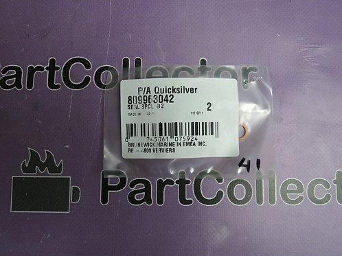 Quicksilver SEAL SPCL  809963042 QSR x2