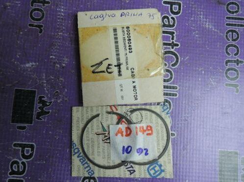 CAGIVA COPPIA SEGMENTI  PRIMA 75 - 800060493