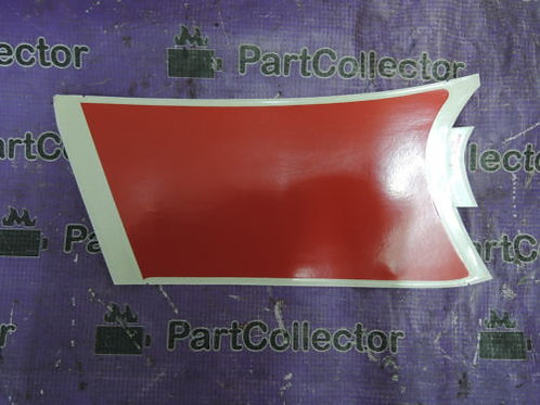 HONDA CBR 600F CBR600F 1991 DECAL STICKER DECALS STRIPE RED 64357-MV9-600ZD