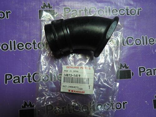 KAWASAKI  ZX-11 ZX1100 ZX1100 ZX11 1990 - 1993 DUCT CARBURETOR 14073-1419