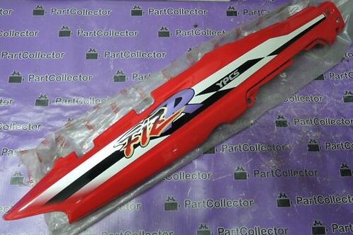 YAMAHA CRYPTON 105 2002 SIDE COVER 4 FAIRING PANEL RED RIGHT 4US-F1741-00-21