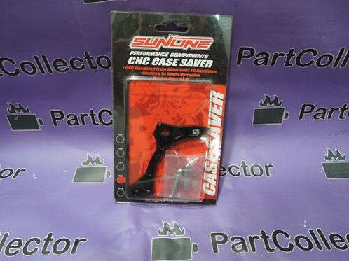 SUNLINE CNC CRASH PROTECTOR CASE SAVER SUZUKI 101-00-007 RMZ 450 2005 - 2011