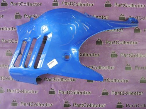 SUZUKI GSX 750 F KATANA 1988-1989 LEFT LOWER COVER FAIRING BLUE 94480-21C00 NOS