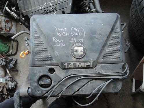 SEAT IBIZA MOTOR ENGINE 1.4 8V 99-01 AUD 92000KM