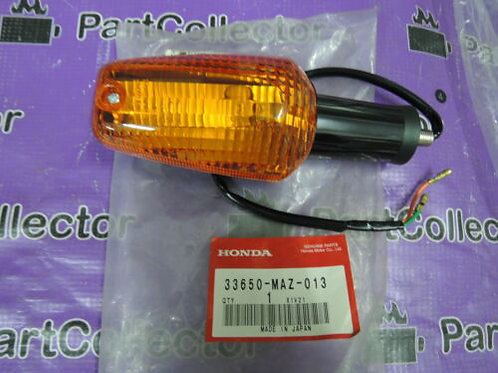 HONDA CB1300 1998 REAR LEFT WINKER TURN SIGNAL INDICATOR 12V 23W 33650-MAZ-013