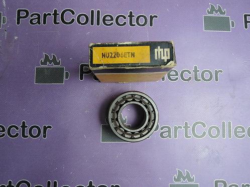 RHP NU2206ETN ROLLER UK BEARING 30x62x20mm