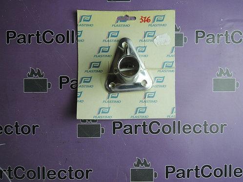Stanchion Socket - Raked PLASTIMO 18531