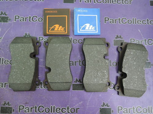 ATE 13.0460-4817.2 SET OF BRAKE PADS DISC MERCEDES BenZ 604817