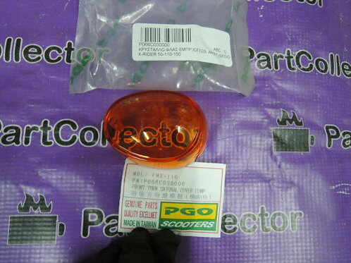 PGO XL RIDER 50 FRONT REAR RIGHT LEFT LENS TURN SIGNAL INDICATOR P066C030000