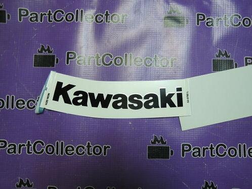 KAWASAKI MARK FUEL TANK LH 2006 NINJA ZX 10R 56052-0792