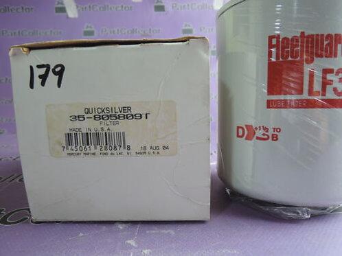 Quicksilver  Filter-Oil Orig.nr: 805809T