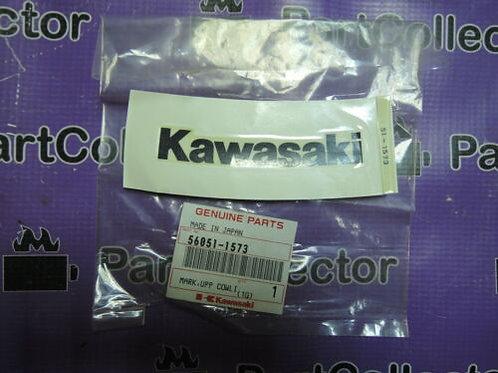 KAWASAKI  MARK UPP COWLING  COVER RH ZZR 371 56051-1573