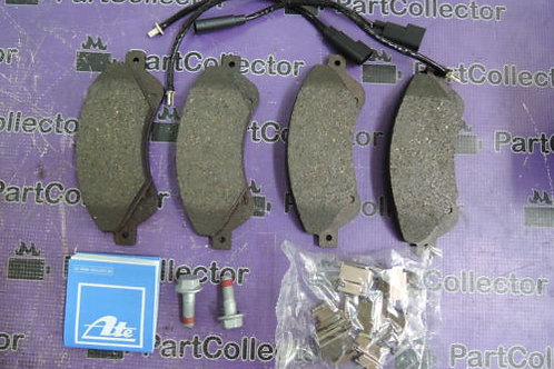 ATE 13.0460-3833.2 FRONT SET OF BRAKE PADS SHOES FORD