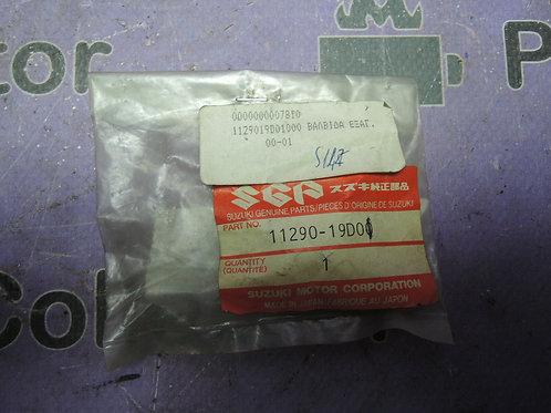 SUZUKI EXHAUST VALVE MIDDLE LH RG125 1992 11290-19D01 11290-19D00